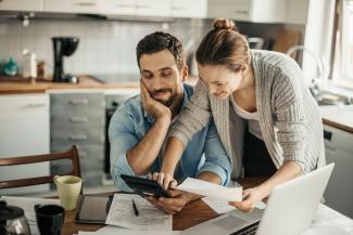 Crunching the numbers with home budgeting
