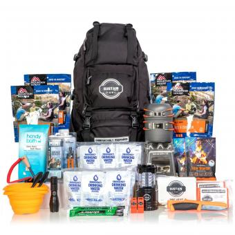 Sustain two-person survival bag